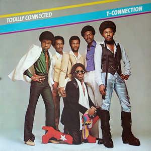 Album  Cover T-connection - Totally Connected on DASH Records from 1980