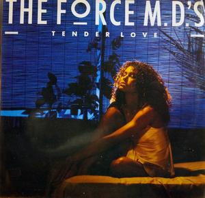 Front Cover Album Force M.d.'s - Tender Love