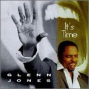 Album  Cover Glenn Jones - It's Time on SAR Records from 1998