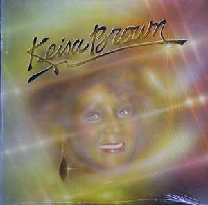 Album  Cover Keisa Brown - Keisa Brown on PARK PLACE (AMHERST) Records from 1985