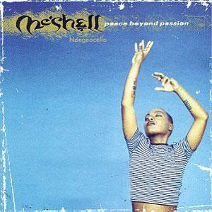 Album  Cover Me'shell Ndegeocello - Peace Beyond Passion on MAVERICK Records from 1996