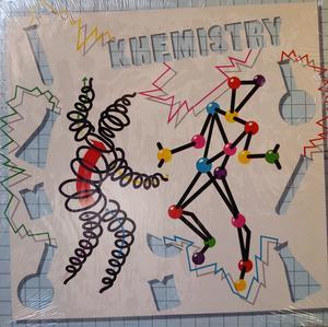 Album  Cover Khemistry - Khemistry on COLUMBIA Records from 1982
