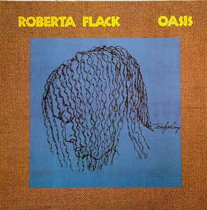 Album  Cover Roberta Flack - Oasis on ATLANTIC Records from 1989