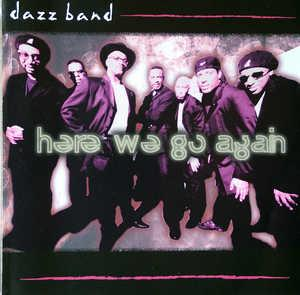 Album  Cover The Dazz Band - Here We Go Again on PLATINUM Records from 1998