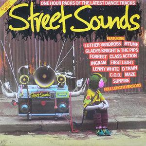 Front Cover Album Various Artists - Street Sounds Edition 4