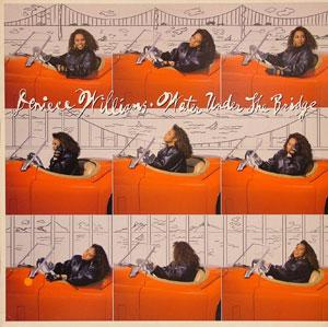 Album  Cover Deniece Williams - Water Under The Bridge on SONET Records from 1987