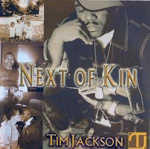 Front Cover Album Tim Jackson - Next Of Kin
