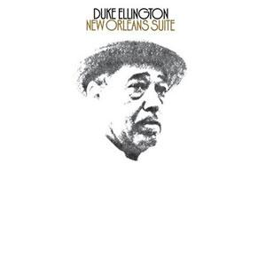 Album  Cover Duke Ellington - New Orleans Suite on ATLANTIC Records from 1970