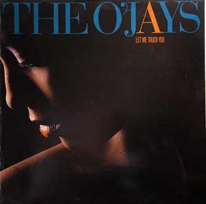Album  Cover The O'jays - Let Me Touch You on PHILADELPHIA INTERNATIONAL Records from 1987