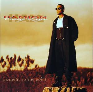Album  Cover Damion Hall - Straight To The Point on MCA Records from 1994