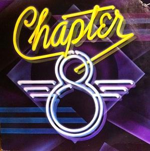 Album  Cover Chapter 8 - Chapter 8 on ARIOLA Records from 1979