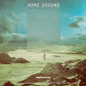Front Cover Album Stephen Emmer - Home Ground