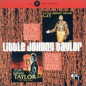 Album  Cover Little Johnny - L.j. T on  Records from 1974