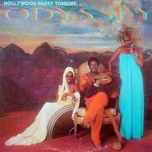 Album  Cover Odyssey - Hollywood Party Tonight on RCA Records from 1978