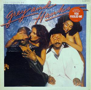 Album  Cover Grey & Hanks - You Fooled Me on RCA Records from 1979