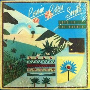 Album  Cover Lonnie Liston Smith - Love Is The Answer on COLUMBIA Records from 1980