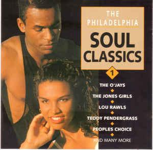 Album  Cover Various Artists - The Philadelphia Soul Classics on DISKY Records from 1993