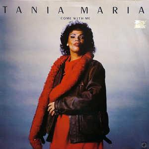 Album  Cover Tania Maria - Come With Me on PICANTE Records from 1983