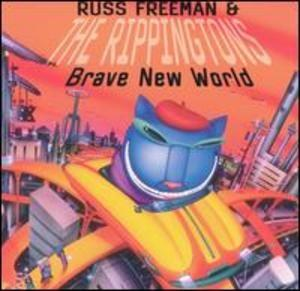 Album  Cover Russ Freeman & The Rippingtons - Brave New World on GRP Records from 1996
