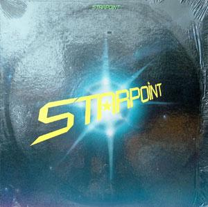 Album  Cover Starpoint - Starpoint on CHOCOLATE CITY Records from 1980