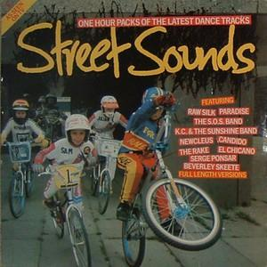 Front Cover Album Various Artists - Street Sounds Edition 6
