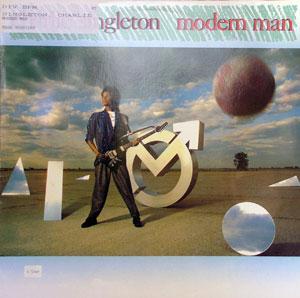 Album  Cover Charlie Singleton - Modern Man on ARISTA Records from 1985