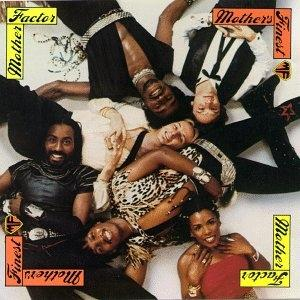 Album  Cover Mother's Finest - Mother Factor on EPIC Records from 1978