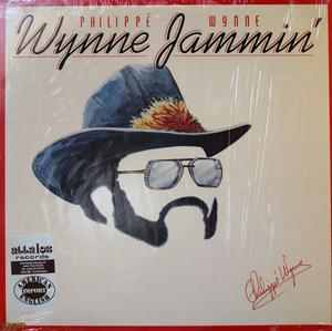 Album  Cover Philippe Wynne - Wynne Jammin' on UNCLE JAM (CBS) Records from 1980