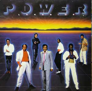 Album  Cover Lakeside - Power on SOLAR Records from 1987