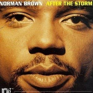 Album  Cover Norman Brown - After The Storm on MOTOWN Records from 1994