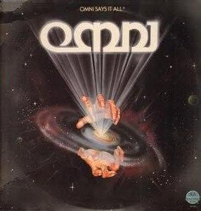 Album  Cover Omni - Omni Says It All on FOUNTAIN (ILLINOIS) Records from 1980