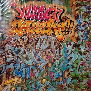 Album  Cover Jellybean - Wotupski on EMI AMERICA Records from 1984