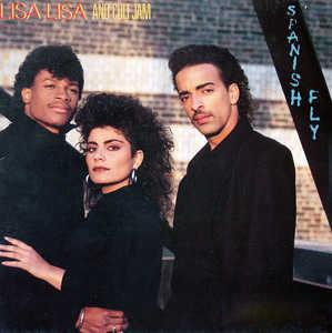 Album  Cover Lisa Lisa & Cult Jam - Spanish Fly on COLUMBIA Records from 1987