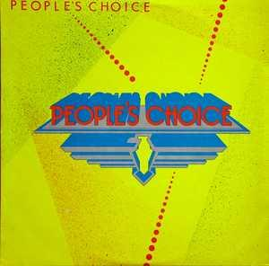 Album  Cover People's Choice - People's Choice on CASABLANCA RECORD & FILMWORKS Records from 1980