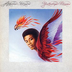 Front Cover Album Alphonso Johnson - Yesterday's Dreams
