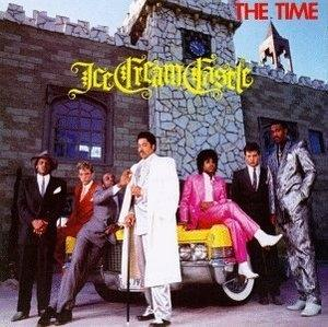 Front Cover Album The Time - Ice Cream Castle