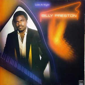 Album  Cover Billy Preston - Late At Night on MOTOWN Records from 1980