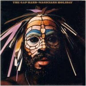 Album  Cover The Gap Band - Magician's Holiday on SHELTER Records from 1974