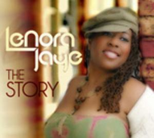 Album  Cover Lenora Jaye - The Story on FOURTH CHILD Records from 2010