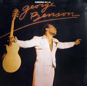 Album  Cover George Benson - Weekend In L.a. on WARNER BROS. Records from 1978