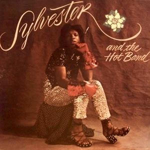Album  Cover Sylvester - With The Hot Band: Sylvester And The Hot Band - Scratch My Flower on  Records from 1973