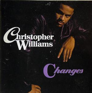 Album  Cover Christopher Williams - Changes on MCA Records from 1992