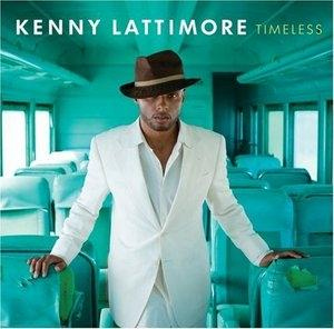 Album  Cover Kenny Lattimore - Timeless on VERVE Records from 2008