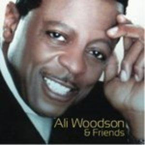 Album  Cover Ali Ollie Woodson - Ali Woodson & Friends on DPK Records from 2012