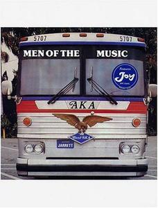 Album  Cover The Band Aka - Men Of The Music on BOUVIER Records from 1983