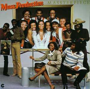 Album  Cover Mass Production - Masterpiece on COTILLION Records from 1980