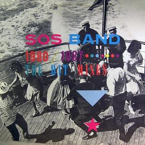 Album  Cover The S.o.s. Band - 1980 - 1987 The Hit Mixes on TABU Records from 1987
