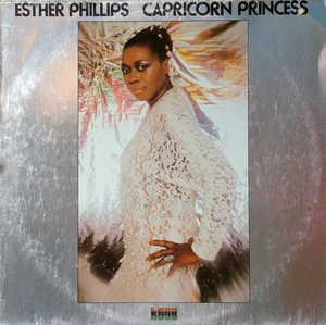Album  Cover Esther Phillips - Capricorn Princess on KUDU Records from 1976