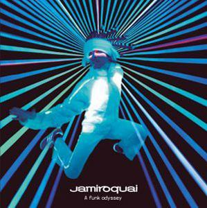 Album  Cover Jamiroquai - A Funk Odyssey on SONY Records from 2001