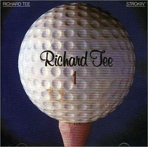 Album  Cover Richard Tee - Strokin' on COLUMBIA Records from 1979